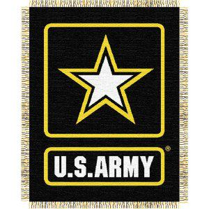 US Army Throw Blankets