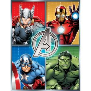 Avengers Throw Blankets
