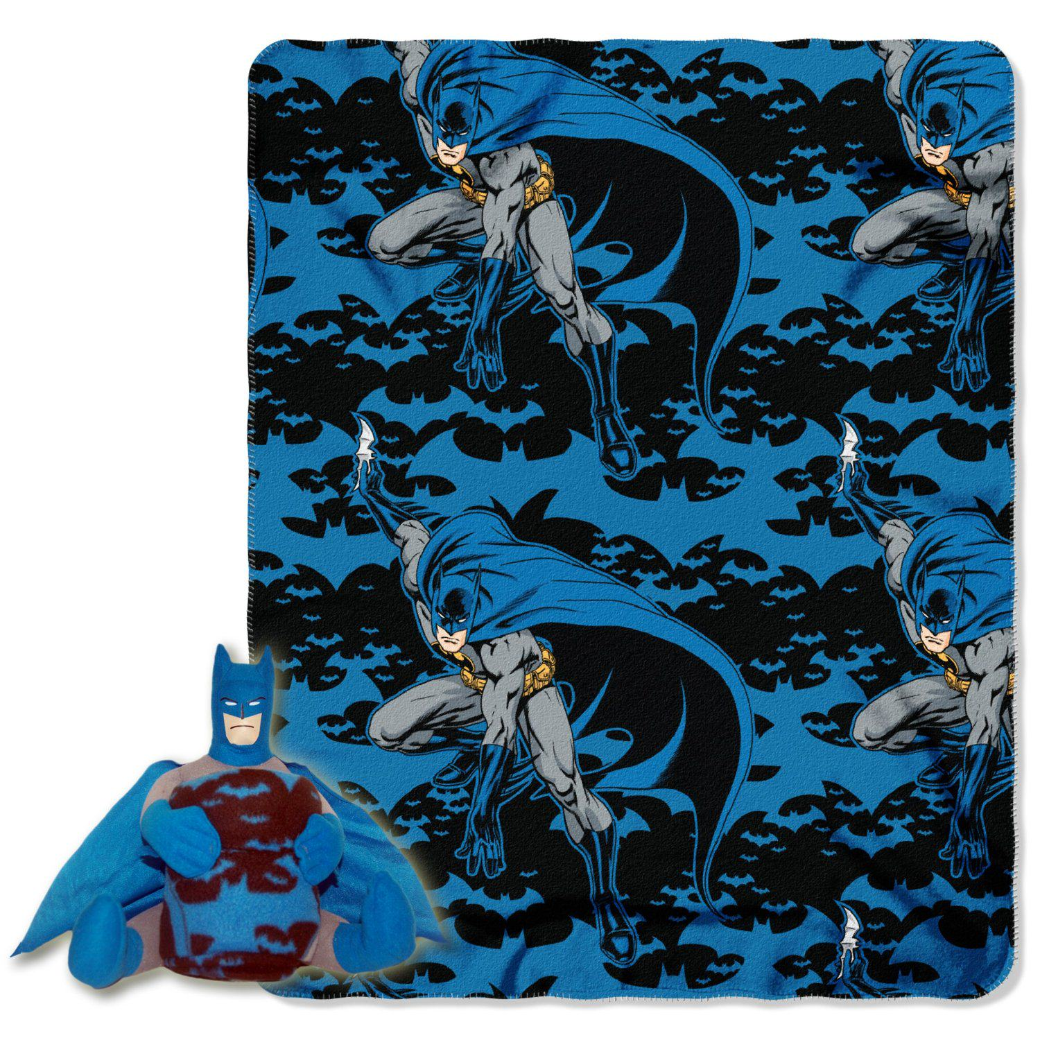 Batman Throw Blankets - The Blanket Store