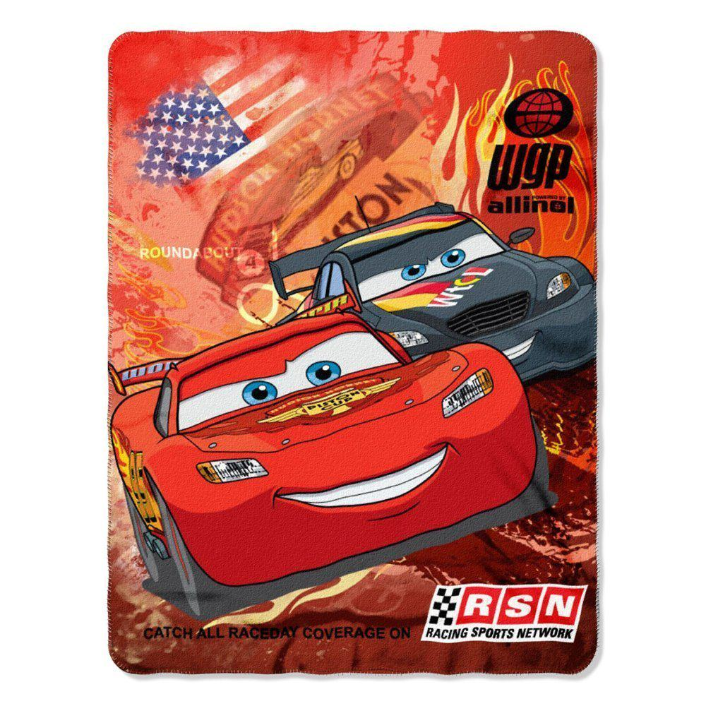 Disney Cars Throw Blankets - The Blanket Store