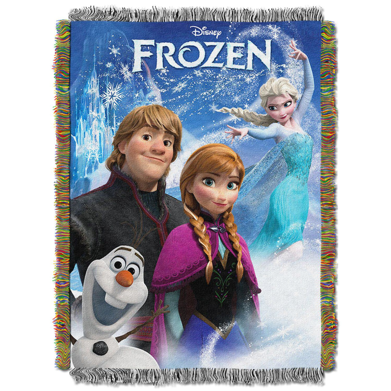 Disney Frozen Throw Blankets - The Blanket Store