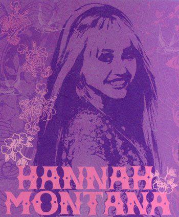 Disney Hannah Montana - The Blanket Store