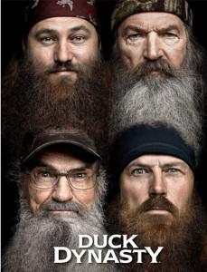 Duck Dynasty Throw Blankets