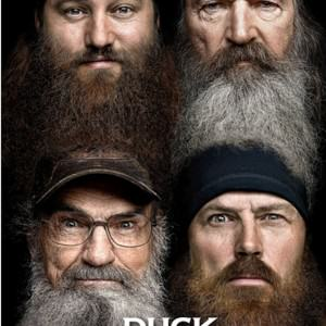 Duck Dynasty Throw Blankets