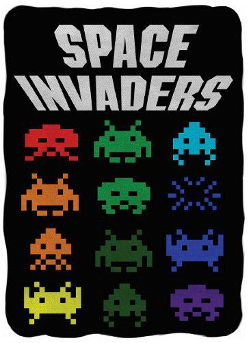 Game Inspired Throw Blankets - The Blanket Store