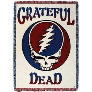 Grateful Dead Throw Blankets