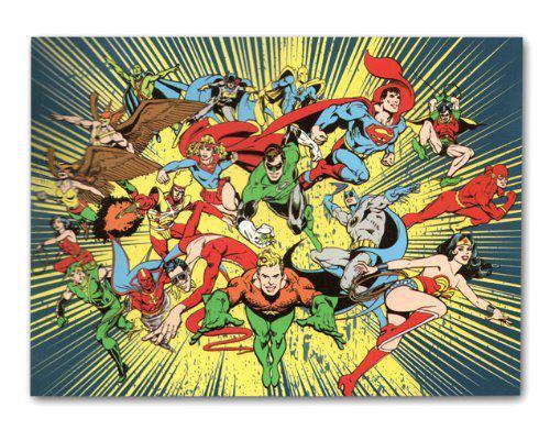Superhero Throw Blankets