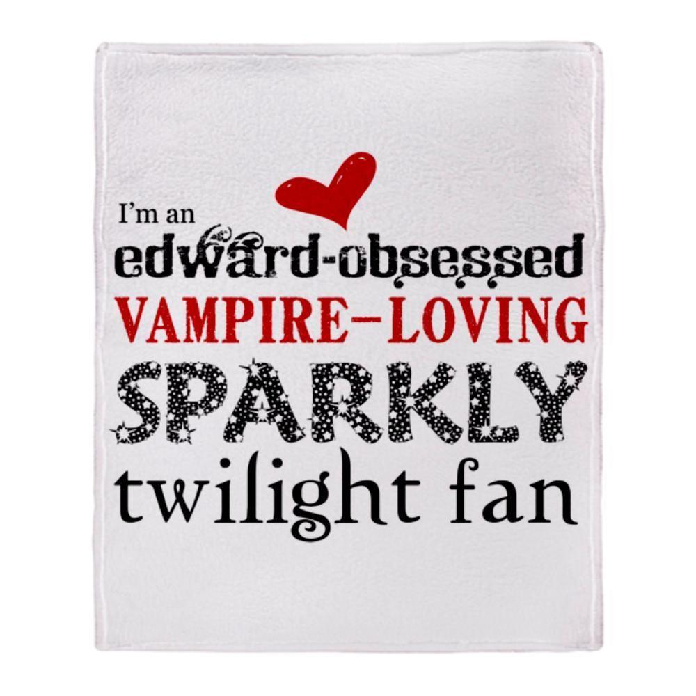 Twilight Saga Throw Blankets