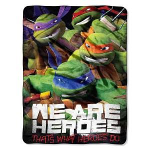 Teenage Mutant Ninja Turtles Blankets - The Blanket Store
