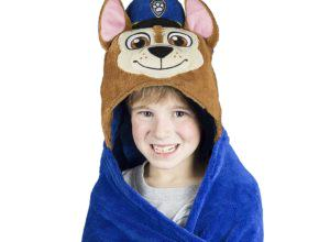 Best Hooded Blankets For Kids