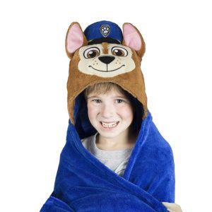 Best Hooded Blankets For Kids