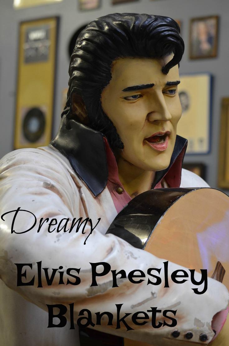 Elvis Presley Blankets