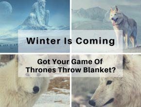 Game of Thrones Blanket