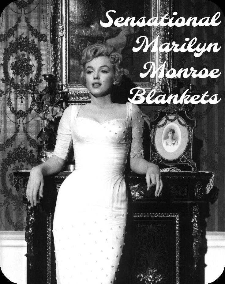 Marilyn Monroe Blankets