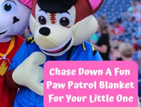 Paw Patrol Blanket