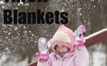 Winter Throw Blankets