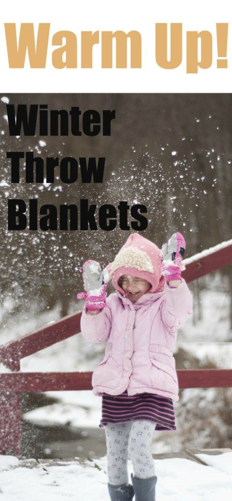 Winter Throw Blankets