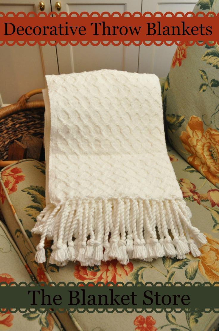 Decorative Throw Blankets